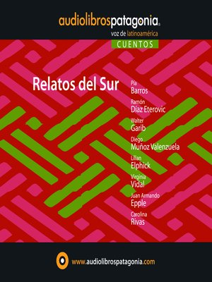 cover image of Relatos del Sur