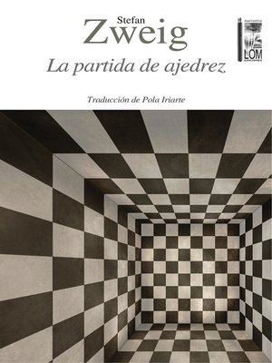 cover image of La partida de ajedrez