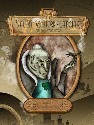 cover image of Salón de Horripilancias