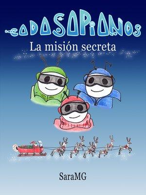 cover image of Cadasapianos. La misión secreta