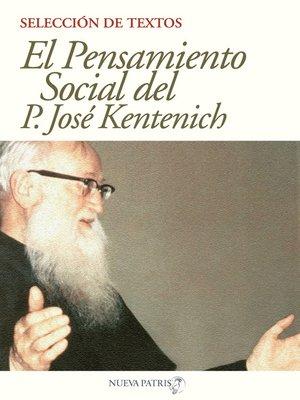 cover image of El pensamiento Social