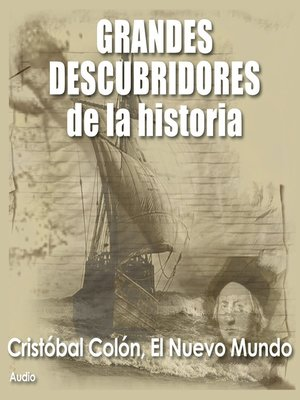 cover image of Cristobal Colón