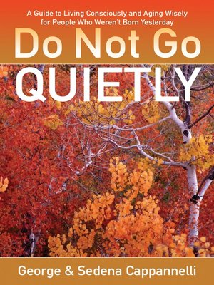 cover image of Do Not Go Quietly