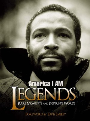cover image of America I AM Legends