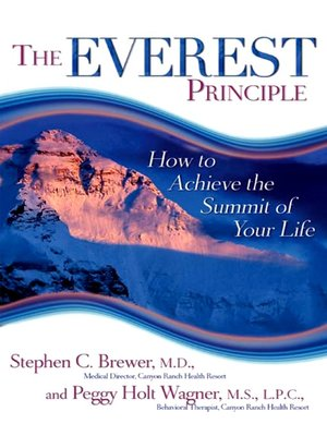 cover image of The Everest Principle