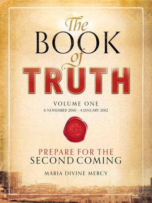 cover image of The Book of Truth, Volume 1