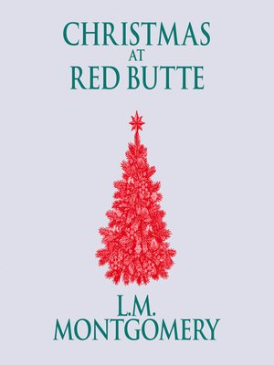 cover image of Christmas at Red Butte