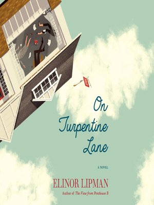 cover image of On Turpentine Lane