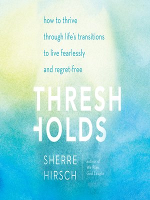 cover image of Thresholds
