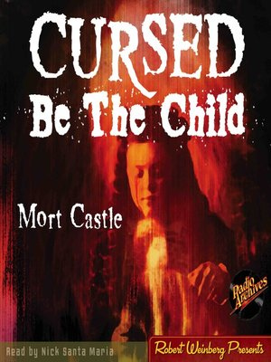 cover image of Cursed be the Child