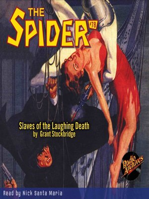 cover image of The Spider #78