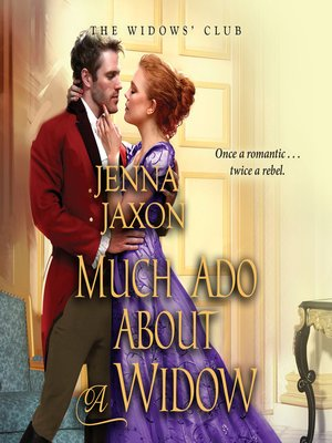 cover image of Much Ado About a Widow