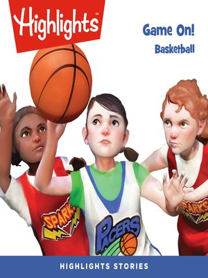 cover image of Game On! Basketball
