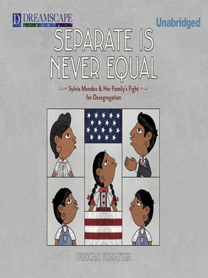cover image of Separate is Never Equal