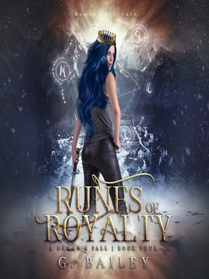 cover image of Runes of Royalty