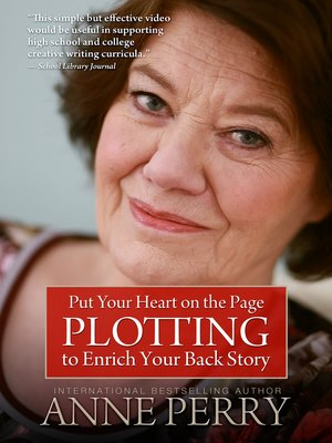 cover image of Plotting to Enrich Your Back Story