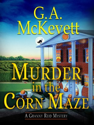 cover image of Murder in the Corn Maze