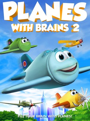 cover image of Planes with Brains 2