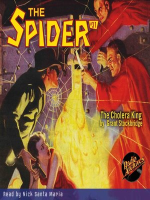 cover image of The Spider #31