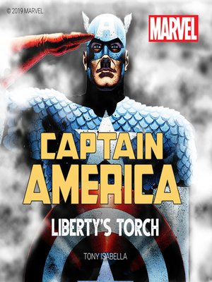 cover image of Captain America: Liberty's Torch