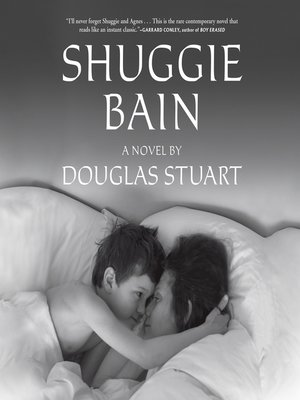 cover image of Shuggie Bain