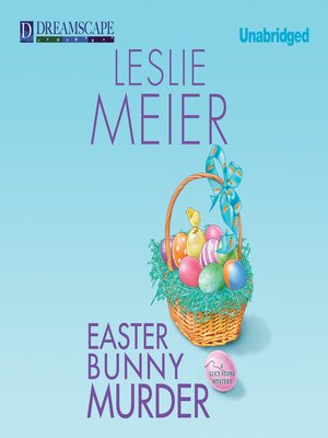cover image of Easter Bunny Murder