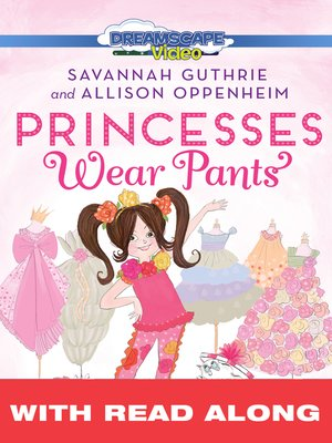 princesses wear pants book signing