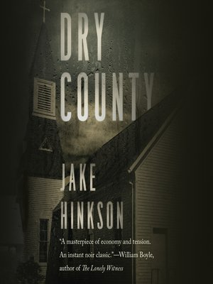 cover image of Dry County