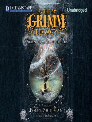 cover image of The Grimm Legacy