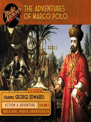 cover image of The Adventures of Marco Polo, Volume 2