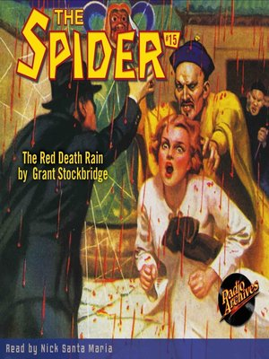 cover image of The Spider #15