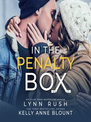 cover image of In the Penalty Box