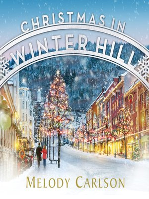 cover image of Christmas in Winter Hill