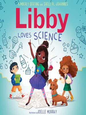 cover image of Libby Loves Science