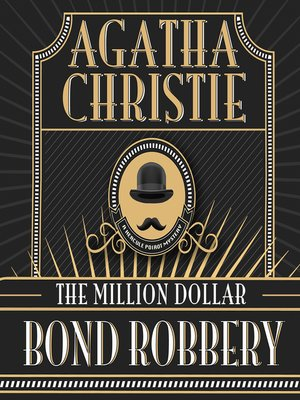 cover image of The Million Dollar Bond Robbery