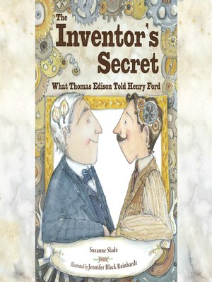 cover image of The Inventor's Secret