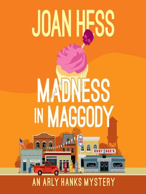 cover image of Madness in Maggody