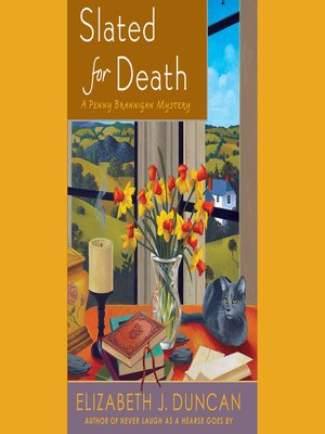 cover image of Slated for Death