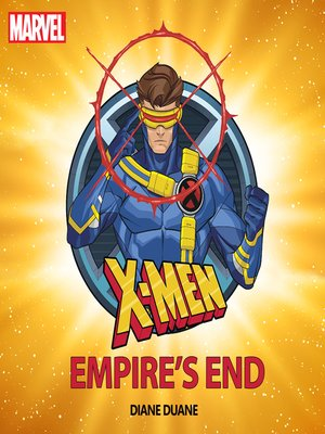 cover image of X-Men: Empire's End