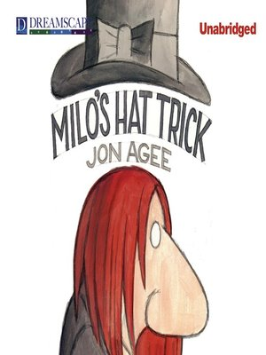 cover image of Milo's Hat Trick