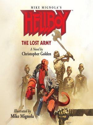 cover image of Hellboy: The Lost Army