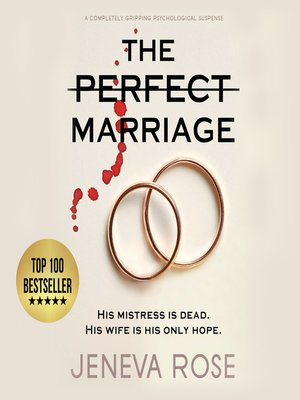 cover image of The Perfect Marriage