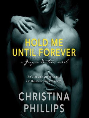 cover image of Hold Me Until Forever