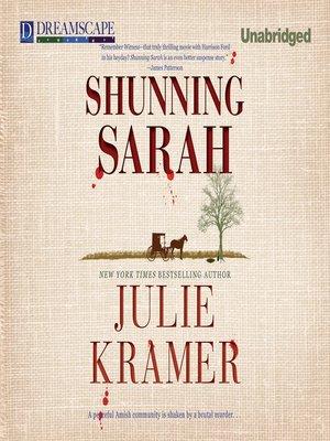 cover image of Shunning Sarah