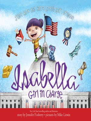 cover image of Isabella, Girl in Charge