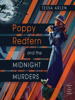 cover image of Poppy Redfern and the Midnight Murders