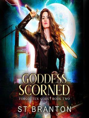 cover image of Goddess Scorned