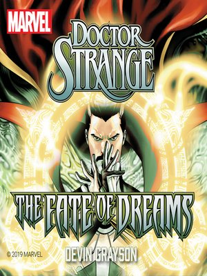 cover image of Doctor Strange: The Fate of Dreams