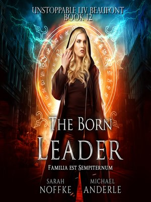cover image of The Born Leader