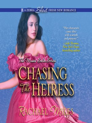 cover image of Chasing the Heiress